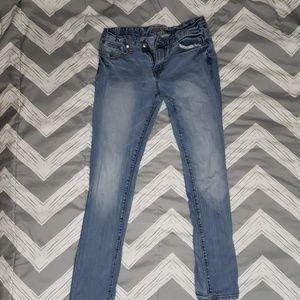 Carbon skinny jean's.